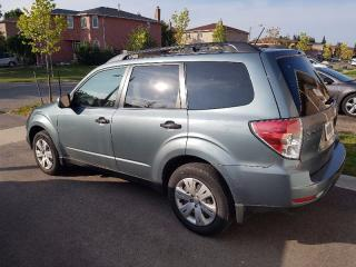 Used 2011 Subaru Forester Base Model for sale in Brampton, ON