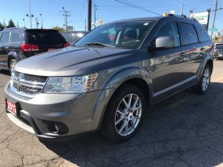 Used 2012 Dodge Journey SXT l Crew l 7 Passenger for sale in Waterloo, ON