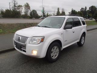 Used 2008 Mercury MARINER for sale in Surrey, BC