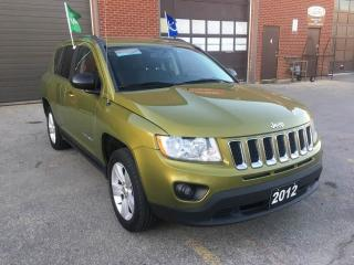 Used 2012 Jeep Compass Sport for sale in North York, ON