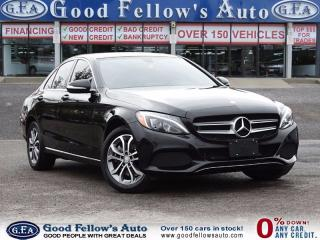 Used 2015 Mercedes-Benz C 300 4MATIC,SUNROOF,LEATHER,SPORT PKG,BLIND SPOT ASSIST for sale in North York, ON
