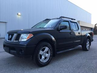 Used 2008 Nissan Frontier LE for sale in Mississauga, ON