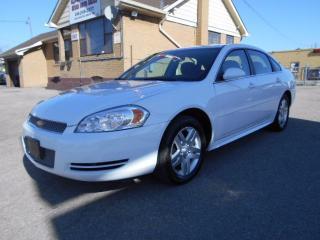 Used 2013 Chevrolet Impala LT 3.6L V6 Sunroof Certified 114,000KMs for sale in Etobicoke, ON