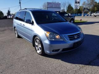 Used 2008 Honda Odyssey Touring for sale in Komoka, ON
