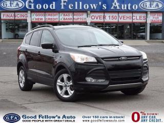 Used 2014 Ford Escape SE MODEL,4WD,LEATHER,REARVIEW CAMERA,2.0L ECOBOOST for sale in North York, ON