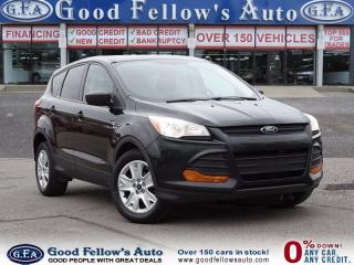 Used 2014 Ford Escape S MODEL, FWD, 2.5 LITER for sale in North York, ON