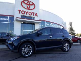 Used 2017 Toyota RAV4 LIMITED  for sale in Ottawa, ON