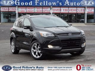 Used 2014 Ford Escape TITANIUM, AUTO PARK, 4WD, LEATHER, 2.0L ECOBOOST for sale in North York, ON