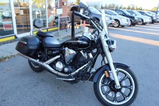 Used 2009 Yamaha V Star 950 Touring Super LOW mileage for sale in Oakville, ON