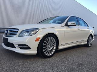 Used 2011 Mercedes-Benz C250 4Matic AMG Style with Sports Pkg for sale in Mississauga, ON