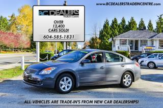 Used 2009 Nissan Altima 2.5 S, Local Car, Heated Seats, New Bodystyle! for sale in Surrey, BC