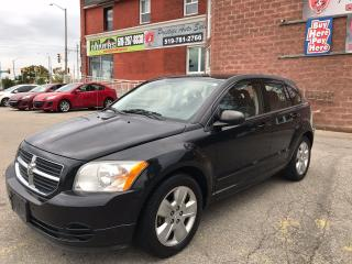 Used 2009 Dodge Caliber SXT - NO ACCIDENT/SAFETY/WARRANTY INCLUDED for sale in Cambridge, ON