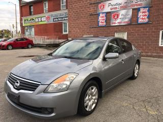 Used 2008 Nissan Altima 2.5 S -NO ACCIDENT - SAFETY/WARRANTY INCLUDED for sale in Cambridge, ON