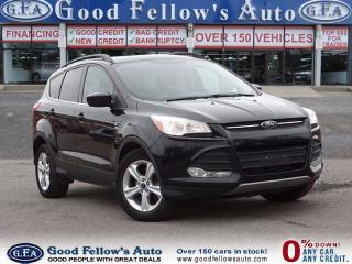 Used 2014 Ford Escape SE MODEL, 4WD, LEATHER, PANORAMA ROOF, NAVIGATION for sale in North York, ON