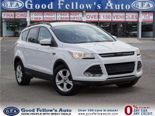 Used 2013 Ford Escape SE MODEL, FRONT WHEEL DRIVE, 1.6 LITER ECOBOOST for sale in North York, ON