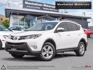 Used 2013 Toyota RAV4 XLE AWD |CAMERA|PHONE|ROOF|1OWNER|WARRANTY for sale in Scarborough, ON