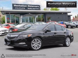 Used 2014 Acura RLX ELITE PKG |NAV|CAMERA|1 OWNER|NOACCIDENT|BLINDSPOT for sale in Scarborough, ON