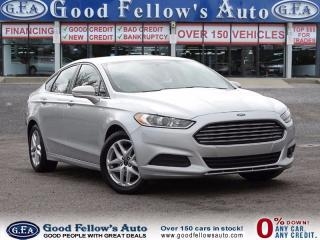 Used 2014 Ford Fusion SE MODEL, SE MODEL, 4 CYL, 2.5 LITER for sale in North York, ON