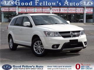 Used 2014 Dodge Journey SXT MODEL, 7 PASSENGER, 6 CYL, 3.5 LITER for sale in North York, ON