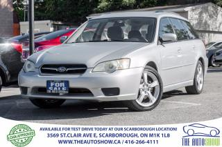Used 2006 Subaru Legacy 2.5I Service Records AWD for sale in Caledon, ON