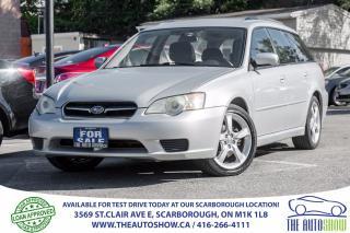 Used 2006 Subaru Legacy 2.5I for sale in Caledon, ON