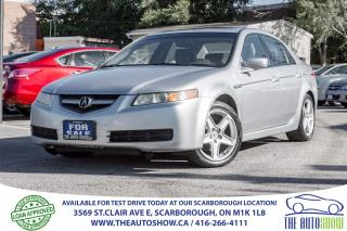 Used 2006 Acura TL W/NAVIGATION PKG for sale in Caledon, ON
