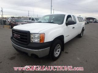 Used 2008 GMC SIERRA 1500  EXT CAB 2WD for sale in Calgary, AB
