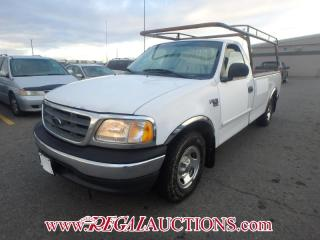 Used 2001 Ford F150  REG CAB 2WD for sale in Calgary, AB