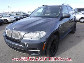 Used 2011 BMW X5 XDRIVE35D 4D UTILITY 3.0L for sale in Calgary, AB