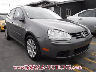 Used 2008 Volkswagen Rabbit 4D Hatchback for sale in Calgary, AB