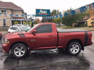 Used 2015 Dodge Ram 1500 Sport for sale in Dunnville, ON