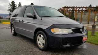 Used 1999 Honda Odyssey EX for sale in West Kelowna, BC