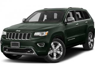 Used 2014 Jeep Grand Cherokee Overland for sale in Surrey, BC