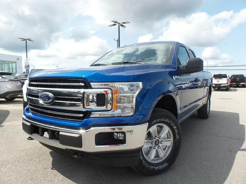 Used 2018 Ford F-150 XLT 5.0L V8 300A for Sale in Midland ...