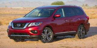 New 2018 Nissan Pathfinder SV Tech V6 4x4 at for sale in Mississauga, ON