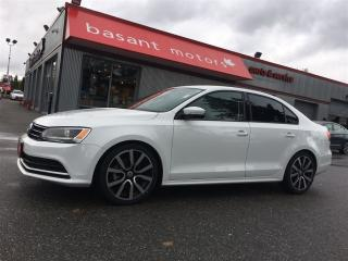 Used 2015 Volkswagen Jetta Manual!! Heated Seats, Low KMs!! for sale in Surrey, BC
