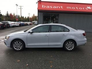 Used 2017 Volkswagen Jetta Wolfsburg Edition, Backup Camera, Sunroof!! for sale in Surrey, BC