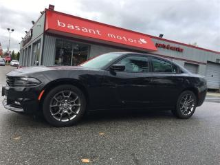 Used 2017 Dodge Charger AWD, Rallye, BSM, Nav, Heated Seats, Sunroof!! for sale in Surrey, BC
