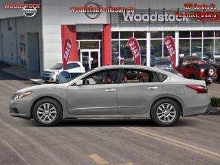 New 2017 Nissan Altima 2.5  - Bluetooth - $143.84 B/W for sale in Woodstock, ON