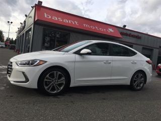 Used 2017 Hyundai Elantra 6 months no payment, O.A.C. for sale in Surrey, BC