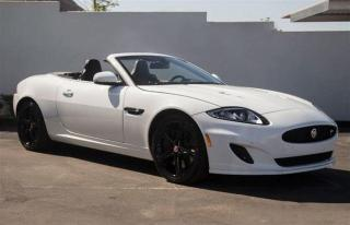 Used 2015 Jaguar XK XKR Blackout PKG, Nav, 510 hp, for sale in Winnipeg, MB