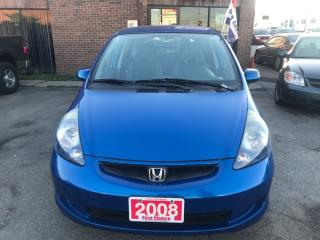 Used 2008 Honda Fit DX for sale in Kitchener, ON