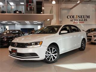 Used 2015 Volkswagen Jetta Sedan 1.8 TSI COMFORTLINE-AUTO-CAMERA-SUNROOF-ONLY 83KM for sale in York, ON