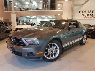 Used 2011 Ford Mustang V6 **AUTOMATIC-LEATHER-ONLY 39KM** for sale in York, ON