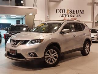 Used 2016 Nissan Rogue SV-AWD-PANO ROOF-ONLY 52KM for sale in York, ON