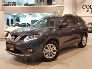 Used 2016 Nissan Rogue SV-AWD-PANO ROOF-ONLY 58KM for sale in York, ON