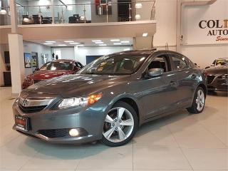 Used 2013 Acura ILX TECH PKG-NAVIGATION-CAMERA-LEATHER-SUNROOF for sale in York, ON