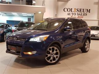 Used 2014 Ford Escape TITANIUM-AWD-NAVI-CAM-LOADED-ONLY 48KM for sale in York, ON