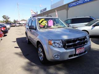 Used 2008 Ford Escape XLT for sale in Breslau, ON