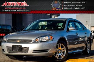 Used 2012 Chevrolet Impala LT|Sunroof|Leather|R-Start|KeylessEntry|LowKm's|AccidentFree for sale in Thornhill, ON